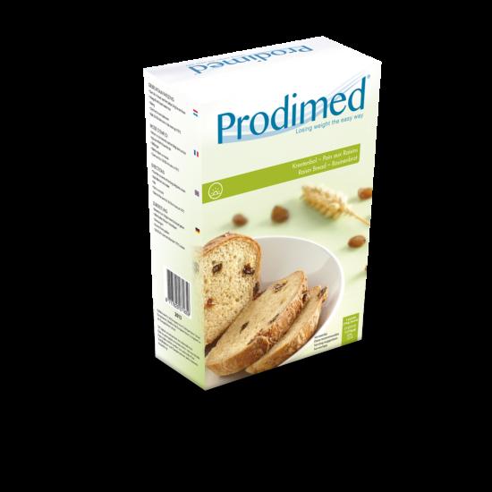 Prodimed mazsolás kenyér