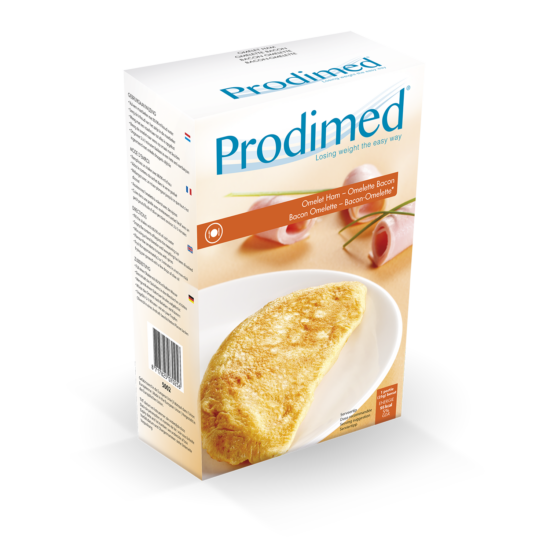 Prodimed Bacon ízű omlett