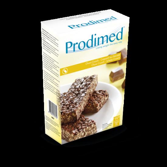 Prodimed Csokoládés ropogtatós szelet